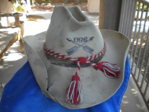 Indian Scouts Hat 1